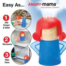 AngryMama微波爐清潔器