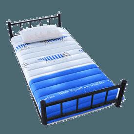 真五層加厚透氣日式床墊