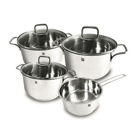 德國WMF不鏽鋼湯鍋4件組