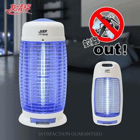 台灣製電擊式捕蚊燈