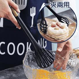 多功能矽膠打蛋料理夾