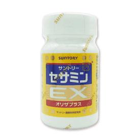日本愛用三得利芝麻明EX