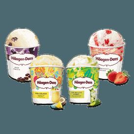 哈根達斯調酒品脫冰淇淋