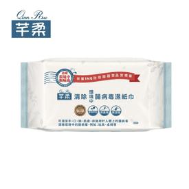 芊柔清除腸病毒濕紙巾