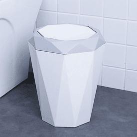 歐德萊鑽石美感垃圾桶