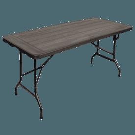 加固防傾戶外便攜折疊桌