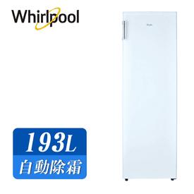 惠而浦193L直立式冷凍櫃