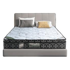乳膠蜂巢式獨立筒床墊