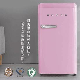 聲寶一級能效美型冰箱