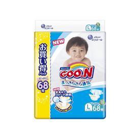 日本大王增量黏貼尿布