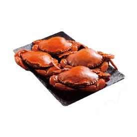 濃郁蟹膏熟凍紅蟳2隻/包
