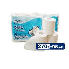北極熊環保小捲筒衛生紙