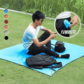 露營野餐防潮地墊