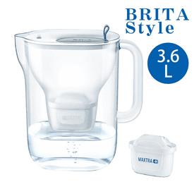 德國BRITA淨濾水壺3.6L