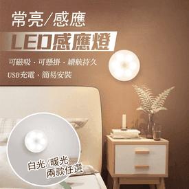 LED人體自動感應燈