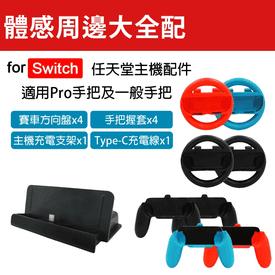 Switch大全配10件組