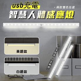 航空鋁磁吸USB雙感應燈